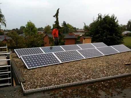 depannage photovoltaique