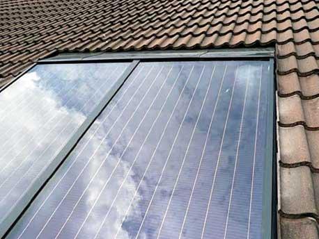 panneau solaire photovoltaique liege