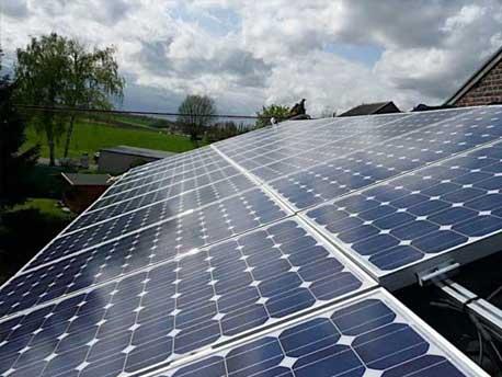 photovoltaique liege